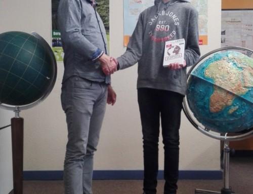 Der Schulsieger des Geographiewettbewerbs steht fest!
