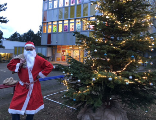 Ho, ho, ho… Besuch vom Nikolaus