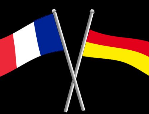 Wir feiern den Deutsch-Französischen Tag!