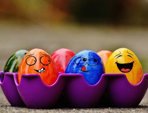 Schöne Osterferien!!