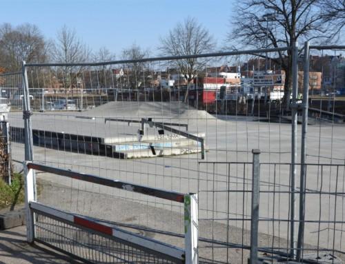 April, April… Skateranlage aus der Kanalstraße zieht um nach Kücknitz!
