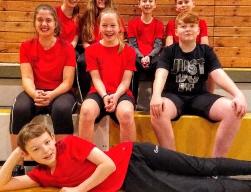 Floorball-Team des TGL eine Runde weiter!